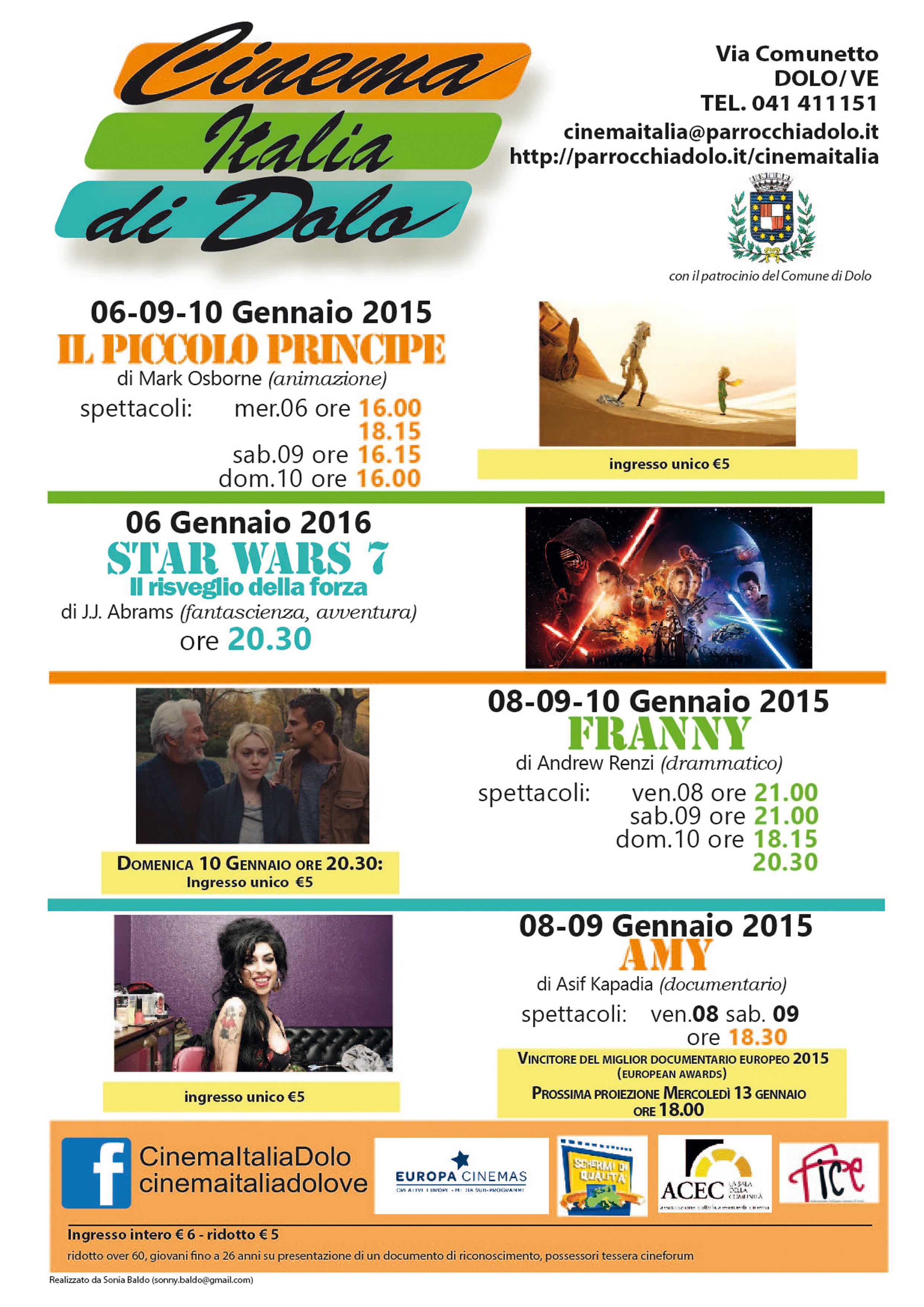 fe723087a5 cinema Italia | Parrocchia di Dolo | Pagina 10